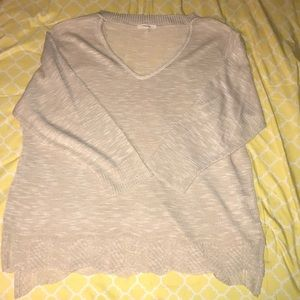 NWOT. Maurice's sweater. Size XL